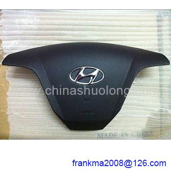 hyundai novo santa fe airbag cobre
