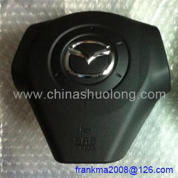 mazda 3 steering wheel airbag covers