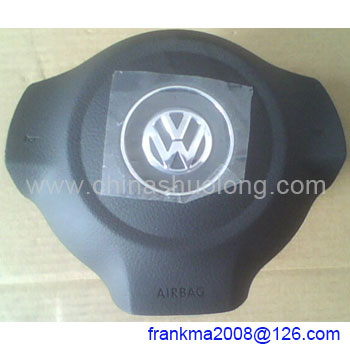 volkswagen polo 2012 conducteur airbag couvre