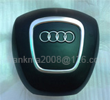 audi a4 3 arms airbag covers, audi a4 3-pin steering wheel airbag covers