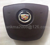 cadillac conducteur airbag couvre