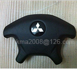 mitsubishi outlander steering wheel airbag covers
