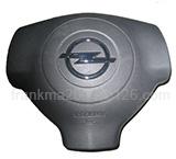 opel agila airbag covers, крышки подушки безопасности opel agila