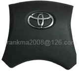 conducteur airbag couvre toyota camry