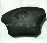 toyota prado airbag covers, руль чехлы
