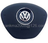 volant airbag couvre vw golf 7, conducteur airbag couvre volkswagen golf 7