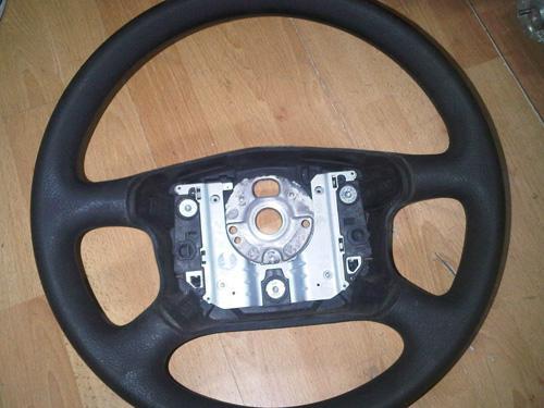 vw bora steering wheel