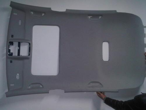 ceiling laying with sunroof hole Volkswagen golf6
