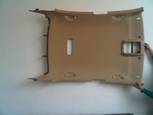 vw jetta ceiling laying without sunroof hole